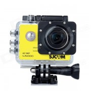 """SJ5000 SJCAM 14MP 2.0 """"TFT 170 'Accion camara de video digital - Amarillo"""
