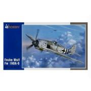 Modellino Aereo Focke Wulf Fw 190A-6 'Uccelli precoce storm' Scala 1:48