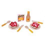 Hape E3113 - Set de tortitas de juguete