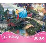 Thomas Kinkade Sleeping Beauty 300 Oversized Pieces