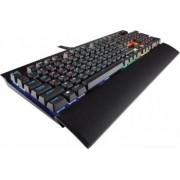 Tastatura Gaming Mecanica Corsair K70 Rapidfire RGB LED Cherry MX Speed Layout EU