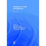 Handbook of Test Development