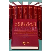 The African American National Biography by Henry Louis Gates
