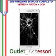 Sostituzione Display Samsung Galaxy S5 NEO G903F Lcd Vetro Schermo Rotto Riparazione Cambio Assemblaggio