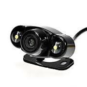 Camera video pentru marsarier, model extern cu LED
