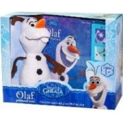 Regatul de gheata - Olaf prietenul meu - Carticica muzicala si un Olaf de plus