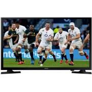 Televizor LED Samsung UE40J5200, Full HD, Pqi 200, USB, HDMI, diagonala 40 inch, tuner digital DVB-T/C, negru