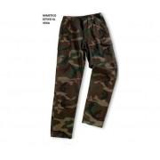 Vega Pantaloni Mimetici Da Uomo Mimetic Plus In Cotone Estivo Per Caccia,Lavoro E Tempo Libero