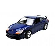 Bburago - 22084bl - Porsche - 911/996 Gt3 - 1997 - Échelle 1/24