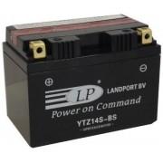 Landport YTZ14S-BS 12V 12Ah motorkerékpár akkumulátor bal+