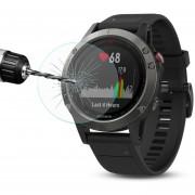 Enkay Hat Príncipe Para Garmin Fenix 5 Smart Watch 0.2mm 9h La Dureza De La Superficie A Prueba De Explosión De La Pantalla De Seda De Vidrio Templado 2.15d Pantalla Completa Pelicula