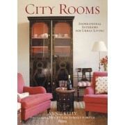 Rooms to Inspire in the City by Annie Kelly