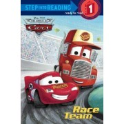 Cars Race Team by Rh Disney