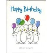 Happy Birthday by Jenny Kempe