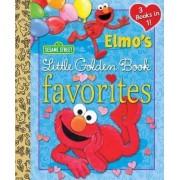 Elmo's Little Golden Book Favorites: 3 Books in 1 by Constance Allen