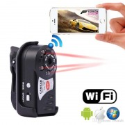 Mini Video WiFi Spycam Mini Q7 Camera 720P DV DVR Wireless Nanny IP Cam Espia Camcorder Recorder Infrared Night Vision