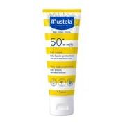 Bebé leite solar rosto spf50 40ml - Mustela