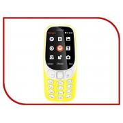 Сотовый телефон Nokia 3310 (2017) Yellow