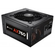 Corsair Professional Series™ AX760 - 760 Watt 80 PLUS® Platinum Certified (CP-9020045-EU)