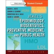 Jekel's Epidemiology, Biostatistics, Preventive Medicine, and Public Health by David L. Katz