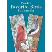Favorite Birds Bookmarks by Annika Bernhard
