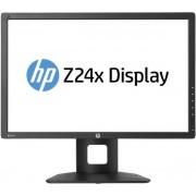 "Monitor IPS LED HP 24"" DreamColor Z24x, Full HD (1920 x 1200), DVI-D, HDMI, DisplayPort, 6ms GTG (Negru)"