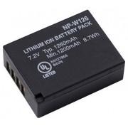 Realpower NP-W126 (Fujifilm HS30EXR, HS33EXR, X-Pro1)
