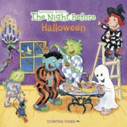 The Night Before Halloween, Paperback