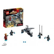 Lego - 76029 - Marvel Super Heroes - Jeu de Construction - Iron Man contre Ultron