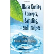 Water Quality Concepts, Sampling, And Analysis (Book W/ Dvd)