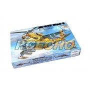 RCECHO® HOBBYBOSS Helicopter Model 1/72 Mi-24V Hind-E Scale Hobby 87220 B7220 with RCECHO® Full Version Apps Edition
