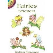 Fairies Stickers by Barbara Steadman