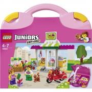 LEGO® Juniors Valiza Supermarket 10684
