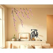 Nature Cycle With Pink Blossoms 6801