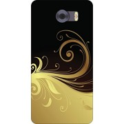 Go Hooked Panasonic P88 Printed Soft Silicone Mobile Back Cover