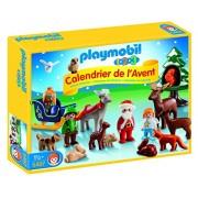 """Playmobil 5497 - Calendario Dell'Avvento """"Natale Nella Foresta"""""""