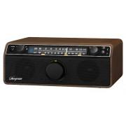 Bluetooth FM AM fa dobozos asztali rádió WR-12 BT