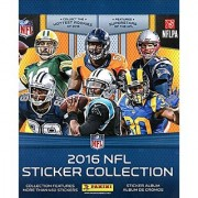 2016 Panini NFL Football Sticker Collection Album (includes 10 FREE stickers)