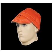23-*514 Fire Fox™ şapcă de sudură, bumbac ignifug portocaliu