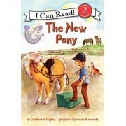 Pony Scouts: The New Pony by Catherine Hapka