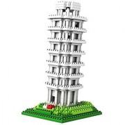 LOZ Building & Construction 9367 Leaning Tower Of Pisa Building Blocks (560 Piece)
