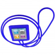 iPod Nano 6 Halsband - Blå