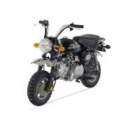 Moto MONKEY 125 - SKYTEAM - Noir