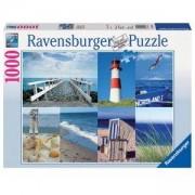 Пъзел от 1000 части - Maritime Impressionen, Ravensburger, 702088