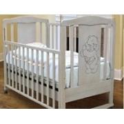 Krevetac za bebe LUX