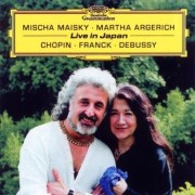 Mischa Maisky,Martha Argerich - Live in Japan (CD)