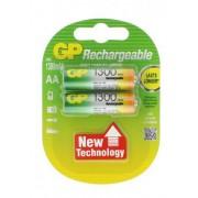 Acumulator R6 (AA) NiMH 1300mAh Low Self Discharge 2buc/blister GP