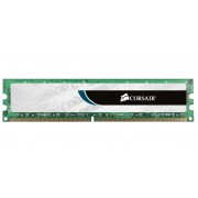 Mémoire Corsair Value Select 1 Go DIMM 184 broches (VS1GB333) - DDR - 333 MHz / PC2700 - CL2.5 - mémoire sans tampon - NON ECC - 2.5 V