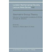 Geometric Group Theory: v. 2 by Graham A. Niblo