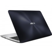 "ASUS K556UQ-XX808D 15.6"" Intel Core i5-6198DU 2.3GHz (2.8GHz) 8GB 1TB GeForce 940MX 2GB ODD Dark Blue Silver"